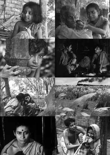 the painful tragedy in the film pather panchali song of the little road The experience was painful for him as he found that  uc santa cruz established the satyajit ray film and  pather panchali (song of the little road).